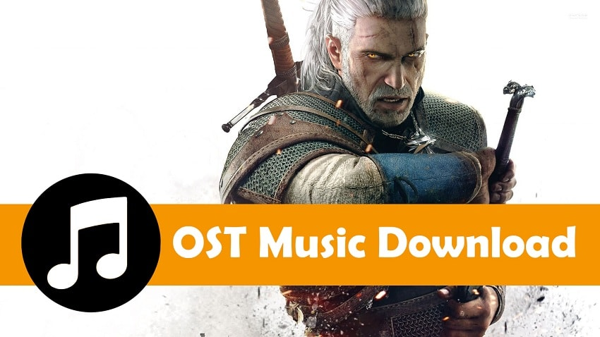The Witcher 3 Wild Hunt OST Post