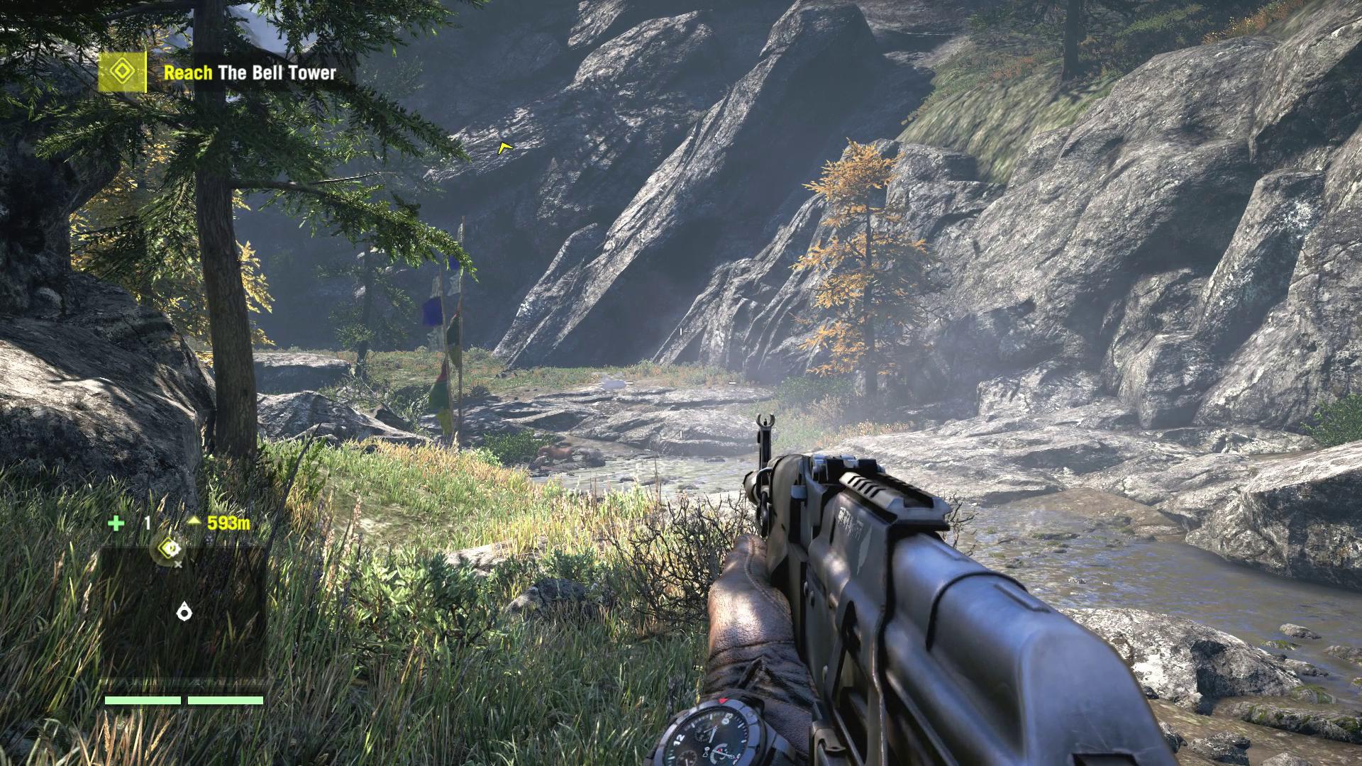 Far Cry 4 Ultra Settings Gameplay Nvidia Gtx 760 Hd 1080p 15 Min