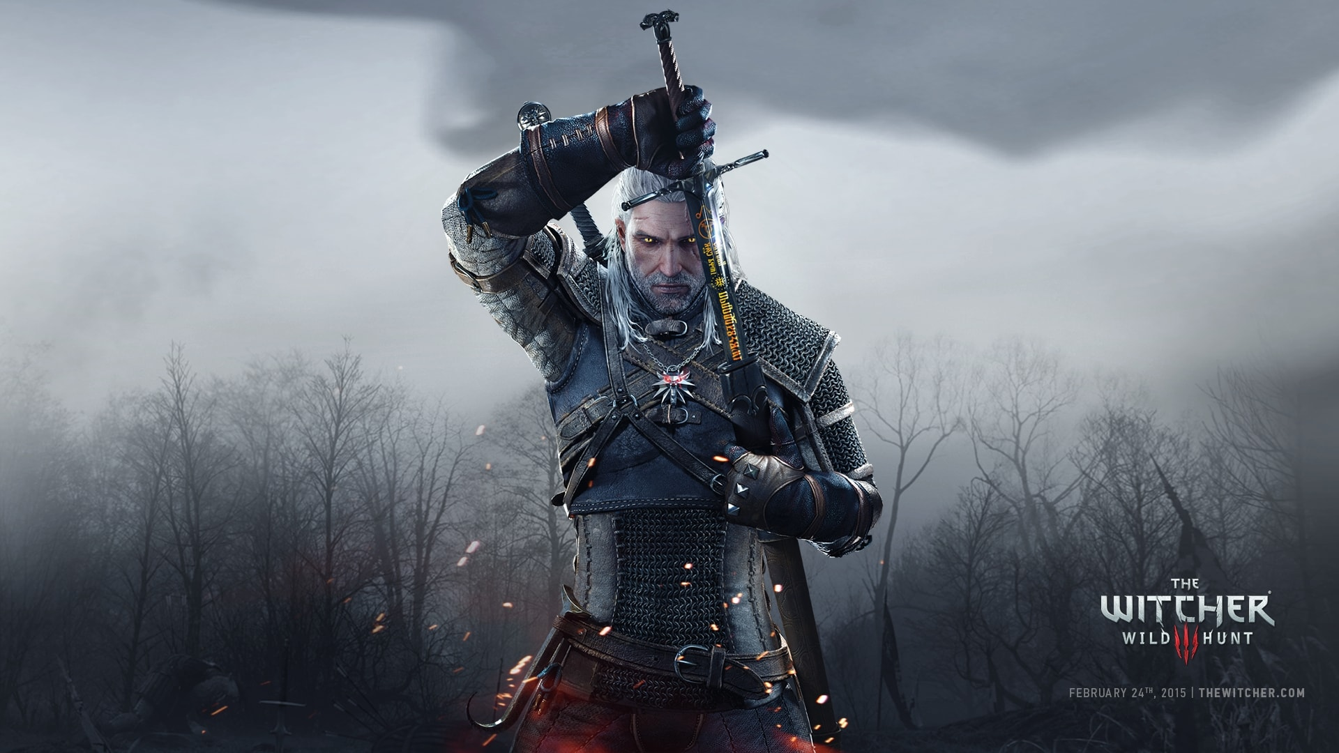 The Witcher 3 Wild Hunt Hd Wallpapers 1920 X 1080 Gtxhdgamer