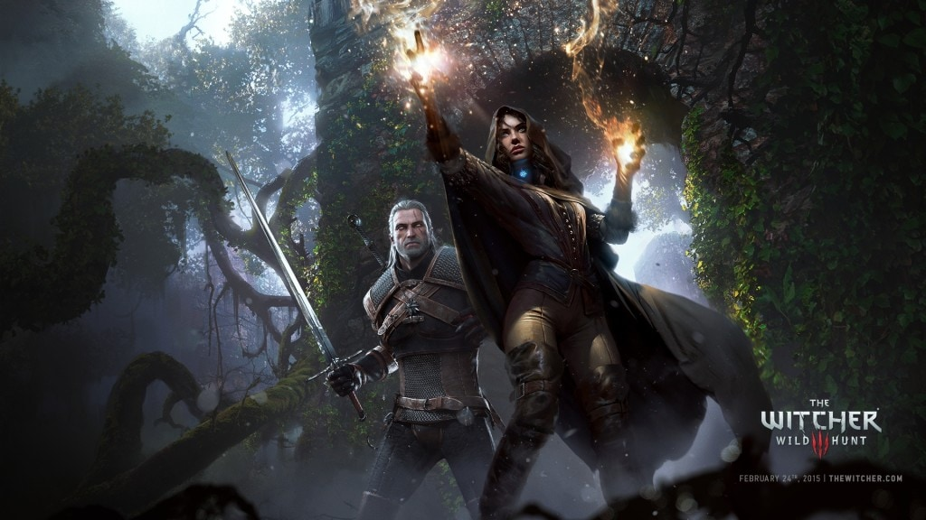 The Witcher 3 : Wild Hunt Wallpaper 1