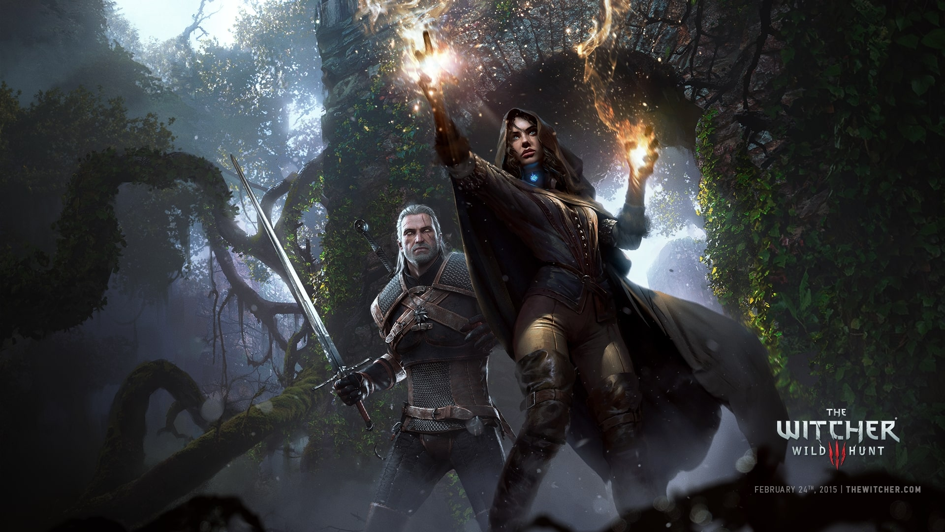 The Witcher 3 Wallpaper Hd Wallpaper Collection