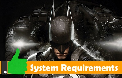 Batman Arkham Knight System Requirment GTXhdGamer Web