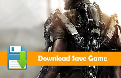 Call of Duty 10 Advanced Warfare Savegame Download ...