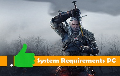 The Witcher 3 System Requirements PC Web