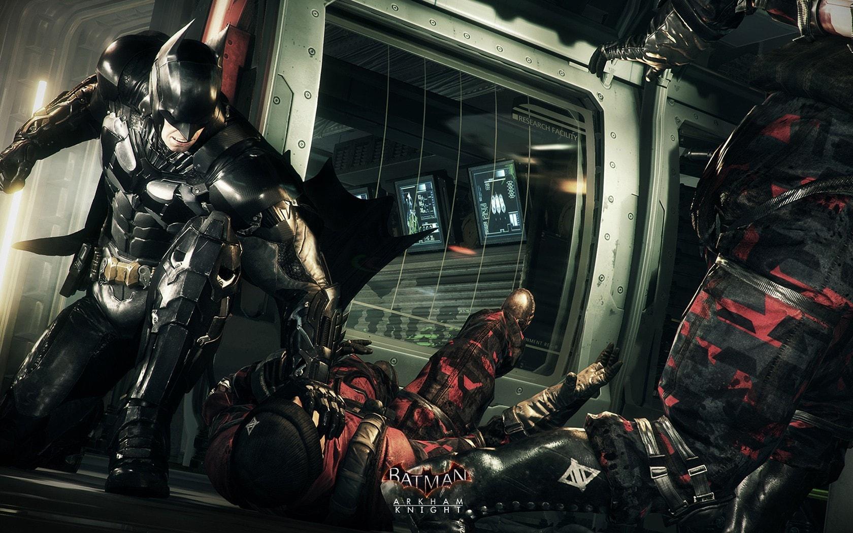 Batman In Watch Dogs