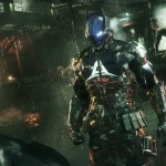 Arkham Knight Vs Batman