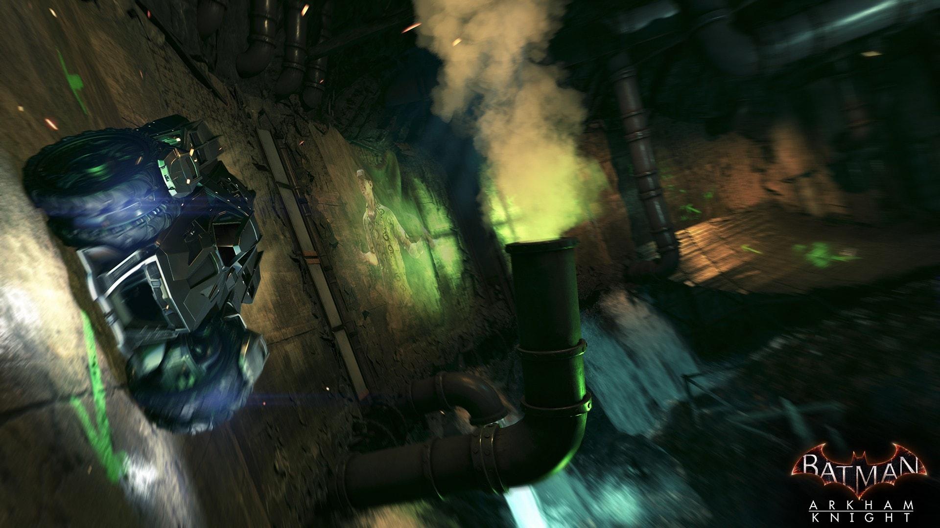 Batman Arkham Knight 2015 Video Game 4k Hd Desktop: 50 Set Of Batman : Arkham Knight Wallpaper 1920 X 1080 HD