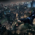 Batman Gliding Wallpaper 2