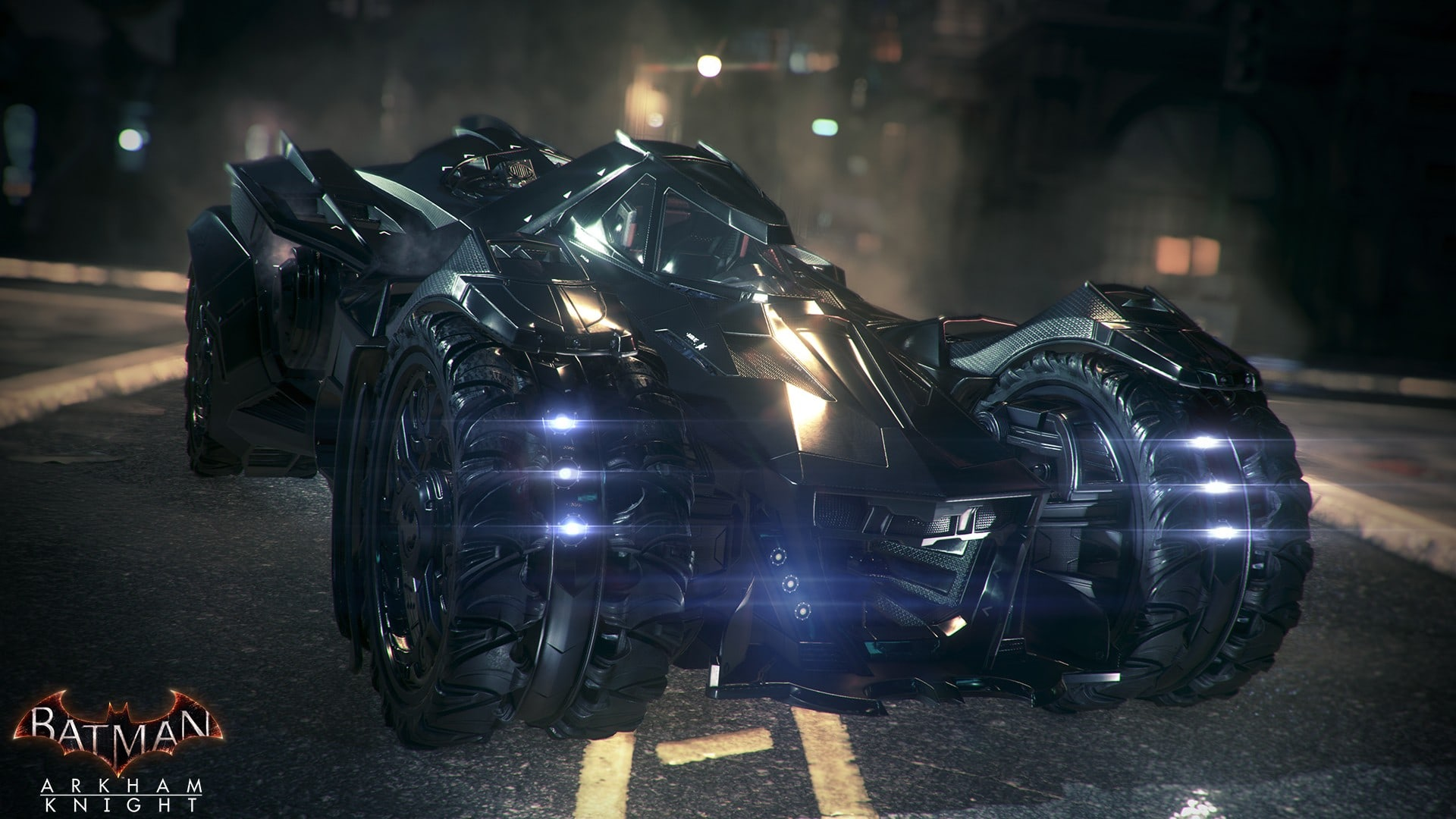 50 Set Of Batman Arkham Knight Wallpaper 1920 X 1080 HD