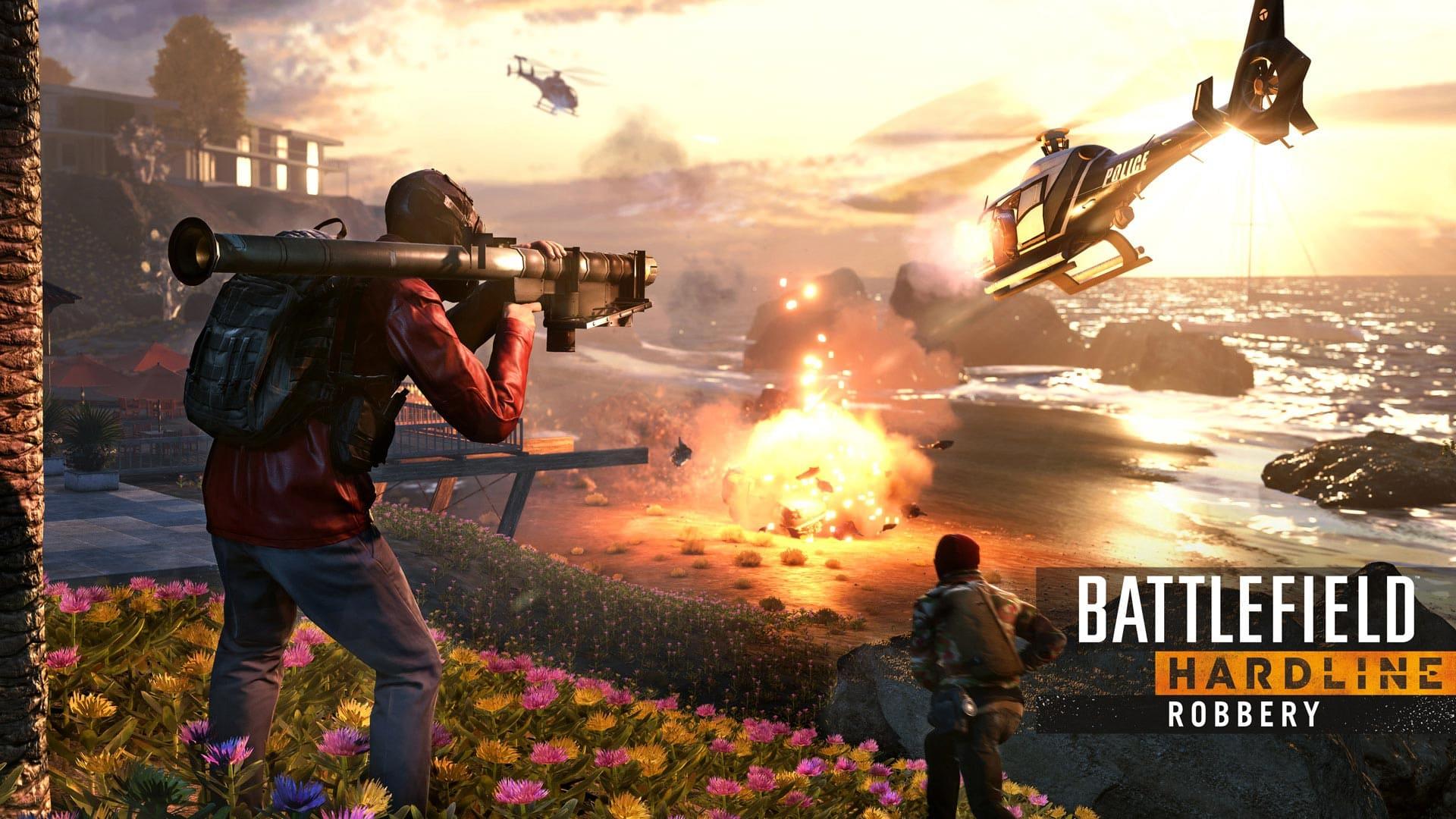 Battlefield Hardline Wallpaper Download 1080p Hd 40 Pics