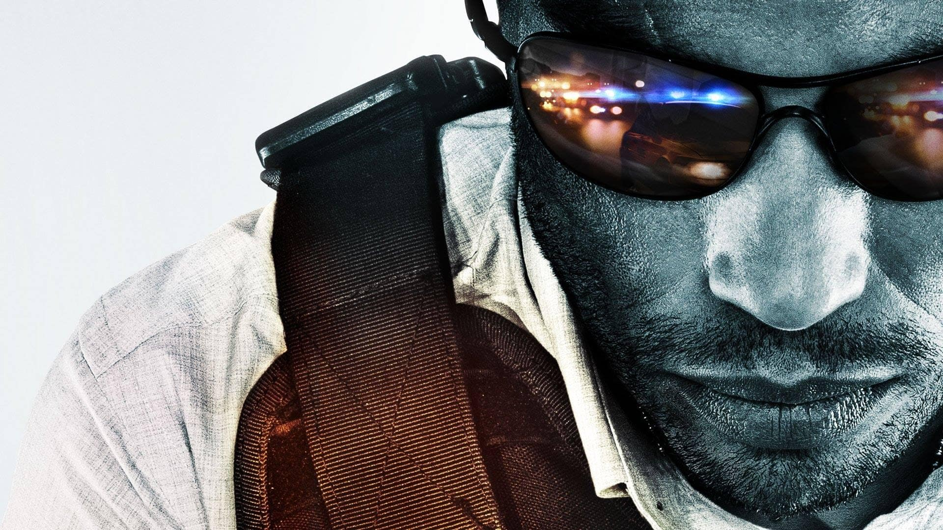 Battlefield Hardline - Cop Close Up
