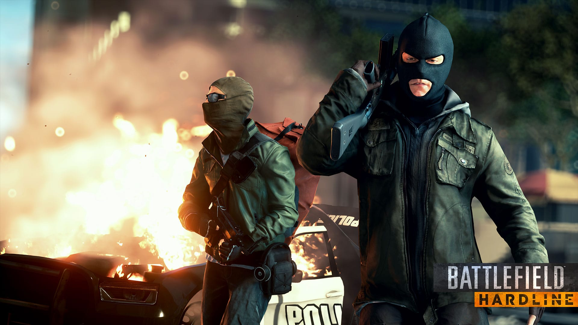 Battlefield Hardline - Criminals Close up