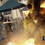 Battlefield Hardline - Gas Masks