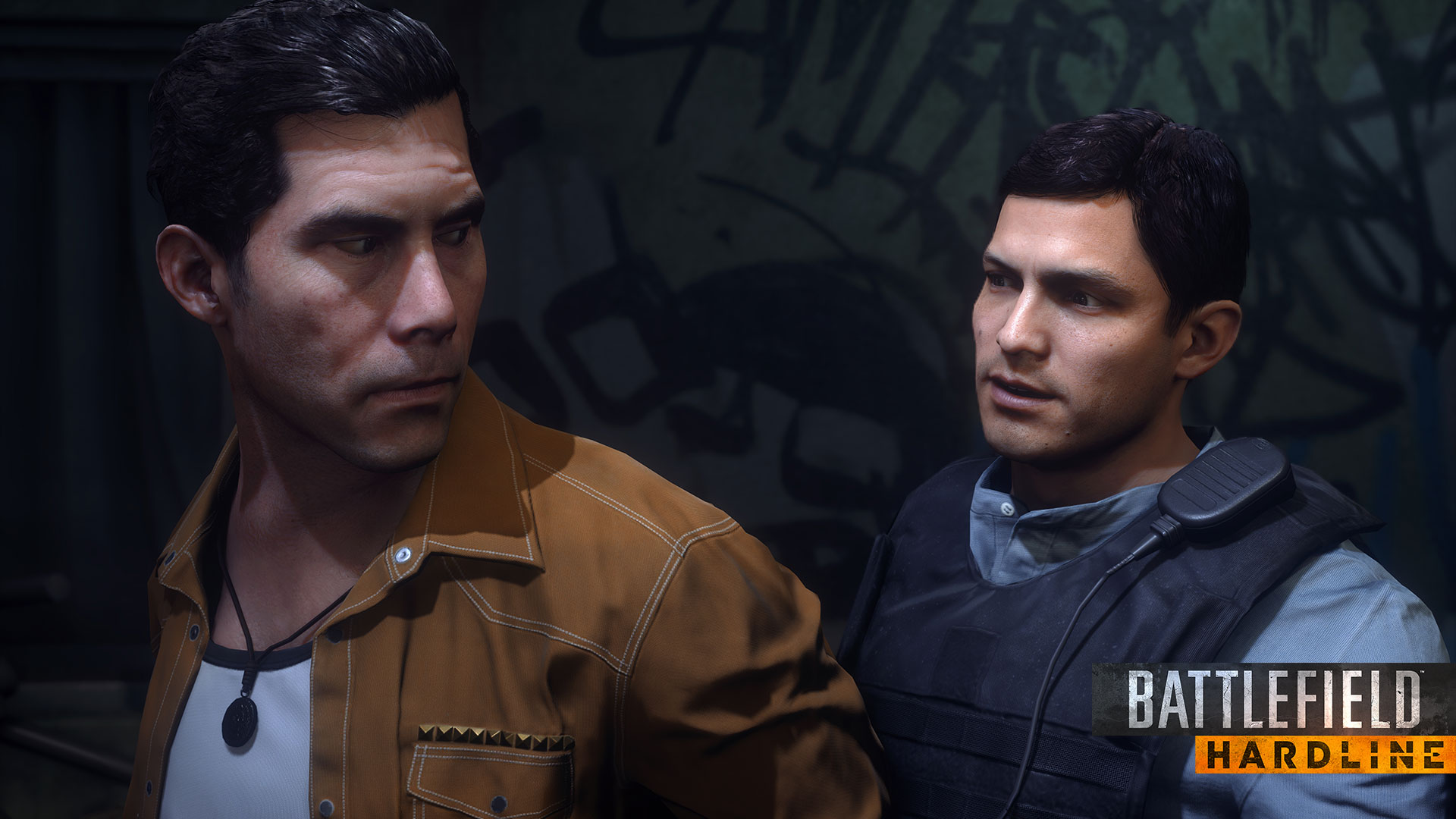 Battlefield Hardline - Nick and Dawes