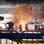 Battlefield Hardline - Police Barricade