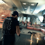 Battlefield Hardline - Police Lounge