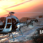 Battlefield Hardline - Vehicles Scout Chopper