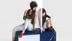 27 Mirror's Edge Childhood
