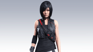27 Mirror's Edge Vector