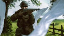 Battlefield 1 Assault Rifel Troop