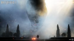 Battlefield 1 Baloon Wallpaper 2
