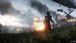 Battlefield 1 Gasmask Troops Wallpaper