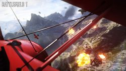 Battlefield 1 Helicopter Wallpaper