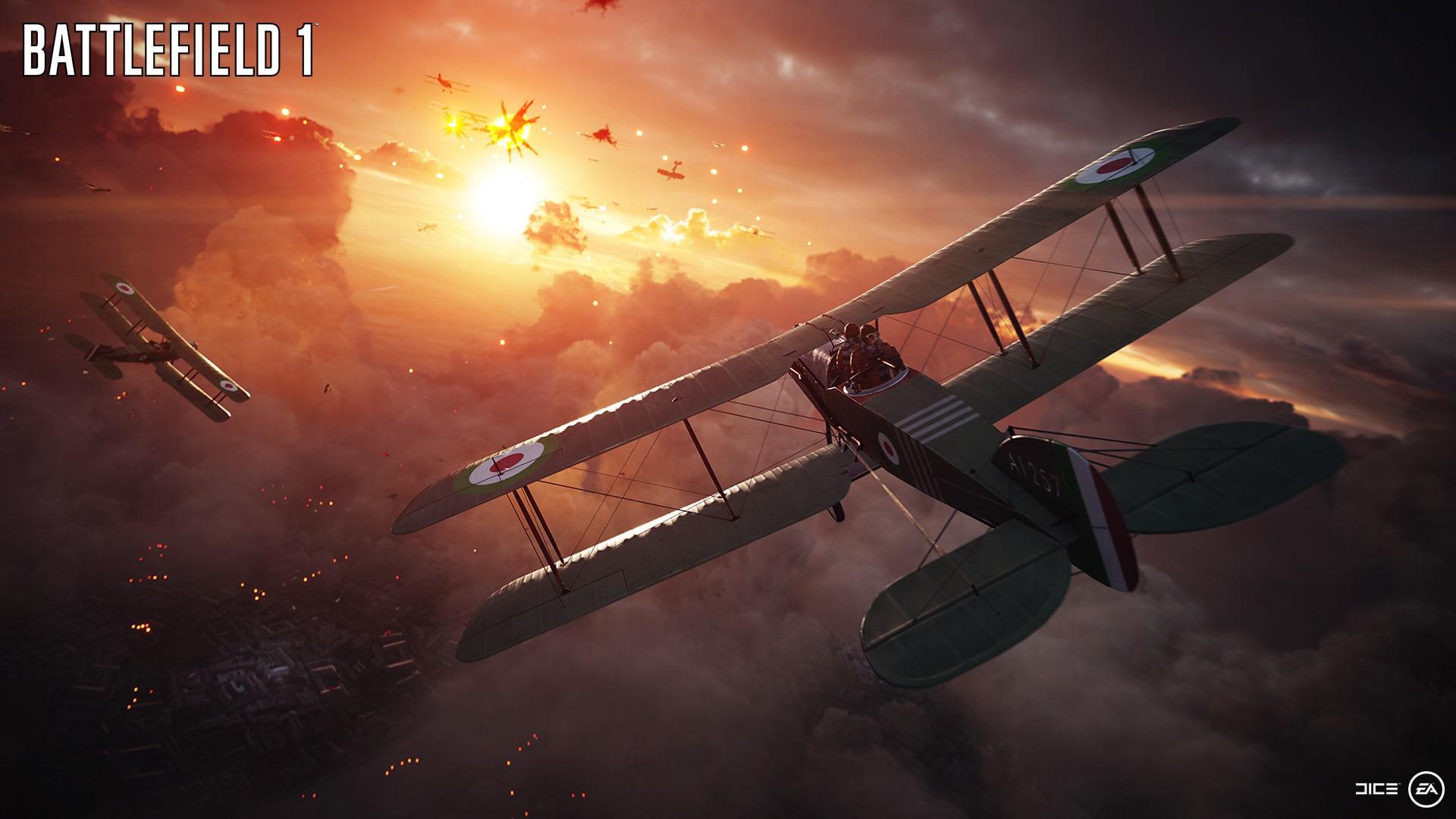 Beautiful Battlefield 1 Wallpapers (20 In 1) Download 1920 X 1080 HD FK93