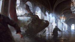 Battlefield 1 Tank Vs Army Wallpaper