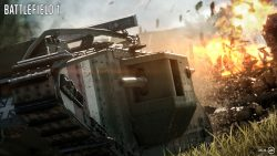 Battlefield 1 Tank Wallpapers