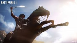Battlefield 1 Wallpapers - Horse 1