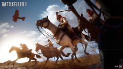 Battlefield 1 Wallpapers - Horse 2