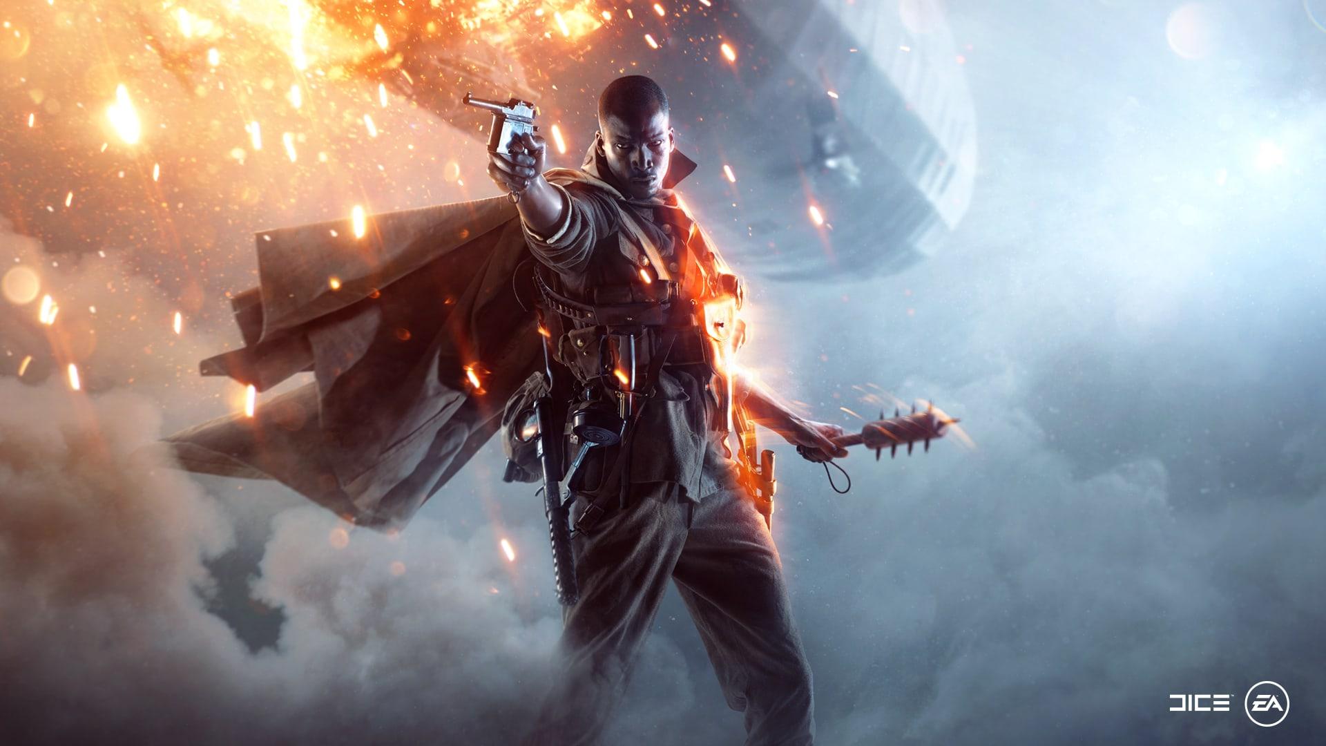 Battlefield 1 official reveal trailer 2016 world war 1 - 4 8