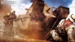 Battlefield 1 War Tank