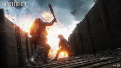 Battlefield 1 War Train Army 2
