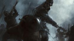 Battlefield Night War Wallpaper