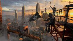 Watch dogs 2 Reveal Trailer Dedsec Followers