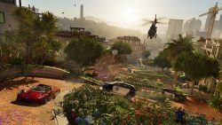 Watch dogs 2 Reveal Trailer Lombard Chase