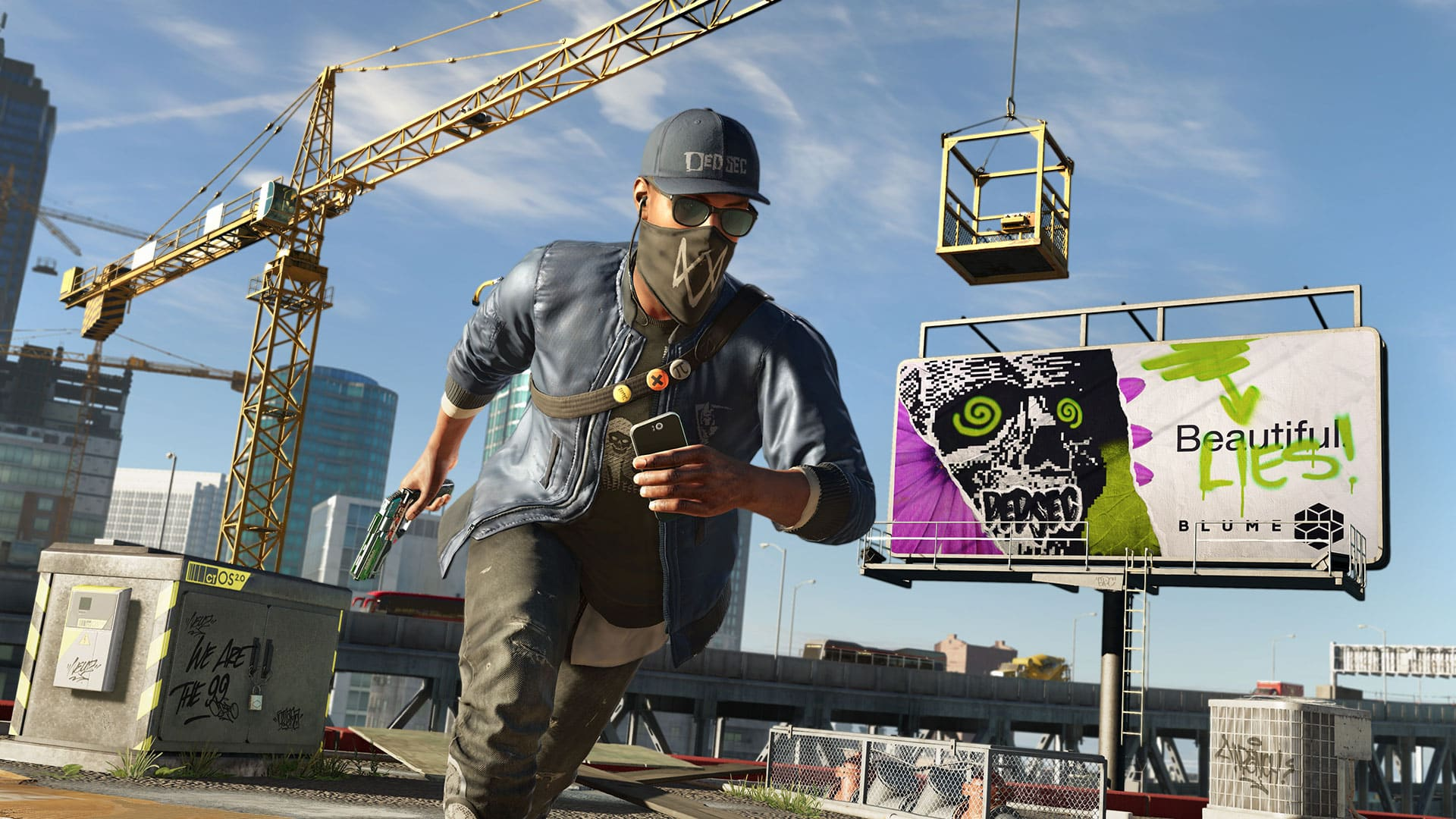 Watch dogs 2 trailer music by n e r d spaz watch dogs 2 reveal
