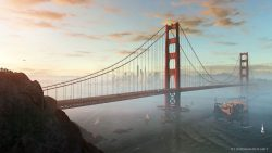 Watch Dogs 2 - Golden Gate