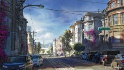 Watch Dogs 2 - Haight Ashbury