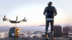 Watch Dogs 2 - Roof Drone