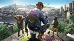 Watch Dogs 2 Wallpaper - Main Cover