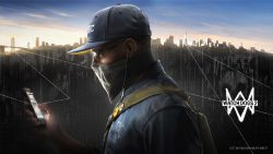 Watch Dogs 2 Wallpaper - Marcus