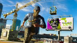 Watch Dogs 2 Wallpaper - Running