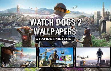 Watch Dogs 2 Wallpaper Web