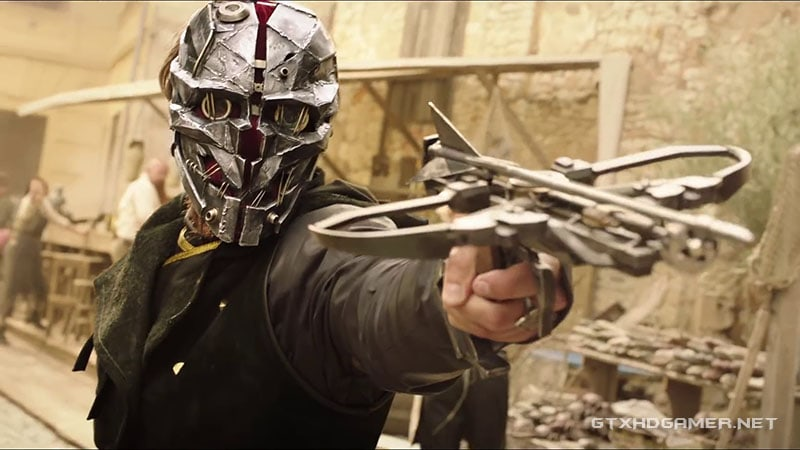 Dishonored 2 Live Action Trailer
