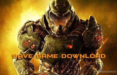 Doom 2016 Save Game