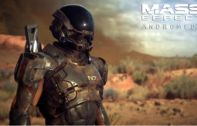 ANDROMEDA Official Cinematic Reveal Trailer