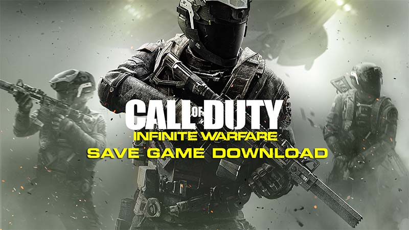 Call of Duty Infinite Warfare Save Game Download